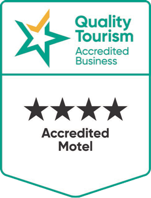 Orana Motel Accreditation